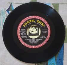 Bent Forcep & The Patients 45 I Know What Happened to Baby Jane 1963 Soul M-