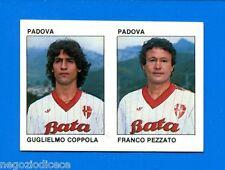 CALCIO FLASH '84 Lampo - Figurina-Sticker n. 395 - COPPOLA-PEZZATO -PADOVA-New