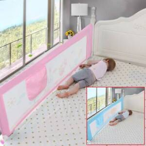 180cm Bed Safety Guards Folding Child Toddler Bed Rail Protection Safety Guard