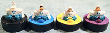 1996 McDonald's Happy Meal Toys - MIGHTY DUCKS - Complete Set (4)   cake toppers