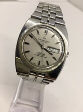 Omega Constellation 168.045 Spanish Edition Day Date With 18K White Gold Bezel