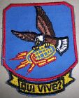 "USAF ""Qui Vive?"" 765th RADS Charleston AF Stn, ME Patch (Very Old)"