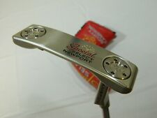 """2020 Titleist Scotty Cameron Special Select Newport 35"""" Putter + Headcover"""