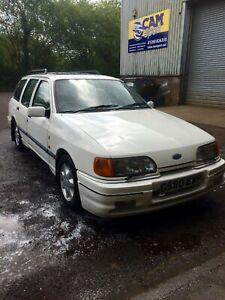 1989 Ford Sierra 2.9i 4x4 Ghia Estate 2 owners! Very Low Mileage! Barn Find!