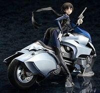 Hobby Japan Persona 5 Makoto Niijima thief With Johanna 1/8 figure From JAPAN