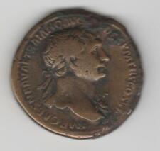 NERVA 96-98 AD AE SESTERTIUS