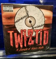 Twiztid - Man's Myth Sampler CD rare insane clown posse esham lavel blaze mne