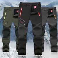 Men Pants Waterproof Outdoor Travel Hiking Camping Skiing Trouser Plus Size