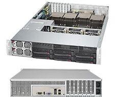 * * * * * SuperMicro SYS-8027R-TRF+  2U Rackmountable Barebone SuperServer