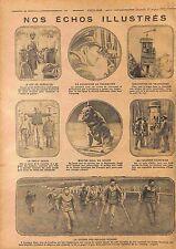 Poilus Kronprinz Télémètre Girouettes de Tranchées Presbury Park London WWI 1915