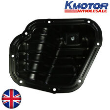 11110-BX01A Fit FOR 2006>2012 NISSAN NOTE E11 1.4 STEEL ENGINE OIL SUMP PAN