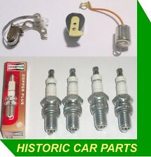 Austin Healey Sprite Mk4 1966-71 - Ignition SERVICE KIT for Lucas Dist 40270/1