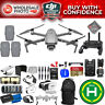DJI Mavic 2 Pro 3 Battery MEGA Accessory Kit with Drone Vest, Sling Bag + More