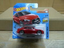 Hot Wheels 2019 Audi RS 5 Coupe Rot* Versand Im Karton