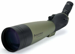 Celestron Ultima 22-66 x 100 Angled Zoom Birdwatching Spotting Scope #52252 (UK)