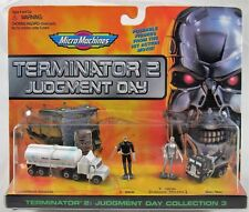 TERMINATOR 2 Judgment Day Collection 3 MicroMachines Galoob