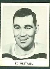 Ed Westfall 1965-66 Coke Coca Cola '65 NHL Hockey Card EXM Boston Bruins