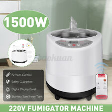3L Generator Home Sauna Steam For Tent Steamer Body Fumigation Machine Therapy