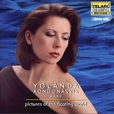 Yolanda Kondonassis - Pictures of the Floating World [IMPORT] [CD]
