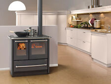 SOVRANA Easy - 6kw Solid Fuel Woodburning Cooker