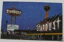 Postcard For The Stardust Hotel Unused