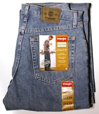 New Wrangler Relaxed Fit Jeans Men's Big and Tall Sizes Four Colors Available