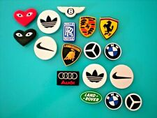 Garden Beach Clog Charm Shoe Button Plug Accessories WristBand Car Symbol Logo