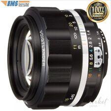 Nikon VoightLander single focus lens NOKTON 58mm F1.4 SLIIS Ai-S F mount 231634