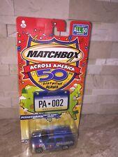 Matchbox Across America Pennsylvania Chevy Tahoe Police