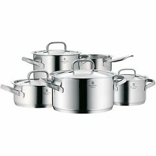 WMF Topf-Set 5-teilig Gourmet Plus Made in Germany induktionsgeeignet 9125 g