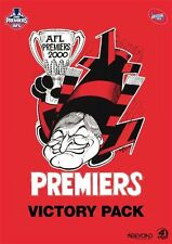 AFL Premiers 2000 Essendon Premiers Victory Pack (DVD, 4-Disc Set) NEW SEALED