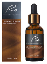 Re Coenzyme Q10 Serum Revitalizing Booster - Anti-Aging Skin Resilience -  30mL