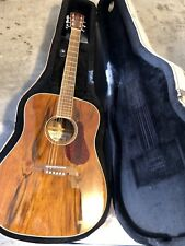 alvarez acoustic guitar
