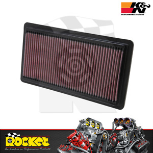 K&N Panel Air Filter 2002-2012 Fits Ford Escape Fits Mazda 6/MPV - KN33-2278