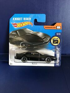 Hot Wheels - HW Screen Time  Knight Rider K.I.T.T - Short card