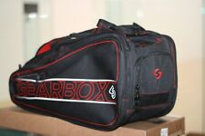 Gearbox Anniversary Racquetball Ally Bag Red and Black Color