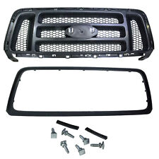 OEM NEW 2005-2008 Ford F150 Front Grill Black Textured - Paint To Match Surround