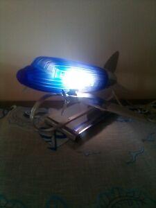 Sarsaparilla Airplane Lamp