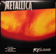 Metallica – Reload 2LP  VINYL NEW