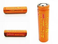 1x Bateria Recargable IMR 14500 3.7V Li-ion con PCB Litio 20C 14A 700 mAh 4149