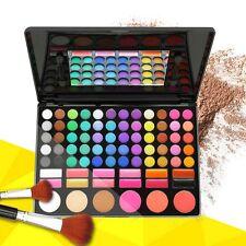 New Fashion 78 Full Color Pro Makeup Set Kit EyeShadow Lip Gloss Palette Blusher