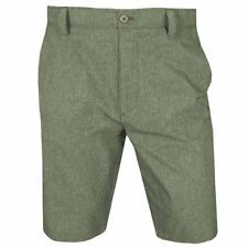 UNDER ARMOUR GOLF MEN'S MATCH PLAY VENTED SHORTS SIZE: W34 ROUGH GREEN NEW 18620
