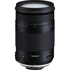 Tamron 18-400mm f/3.5-6.3 Di II VC HLD All-In-One Zoom Lens for Nikon Mount - Op