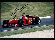 Mika Salo Foto Original Signiert Formel 1 Fahrer 1994-2002 +G 26751
