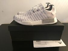 Adidas Originals NMD R1 Japan White in US 12 EU 46 2/3