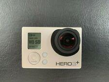 GoPro Hero 3+ Plateada Con Cargador De Plomo