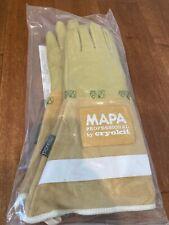 PORELLE MAPA CRYOLITE Gloves WATERPROOF LEATHER LARGE 9/L CRYOGENIC USE ITALY