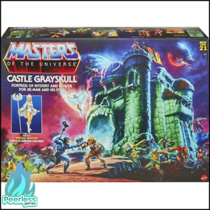 Masters of the Universe MOTU Castle Grayskull Playset NEW 2021 In Hand