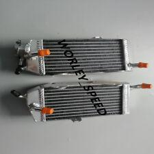 GPI Racing Aluminum Radiator For Yamaha YZ250 YZ 250 1984 1985 84 85