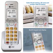 AT&T Accessory Cordless Phone Handset Speakerphone Caller ID Call Waiting